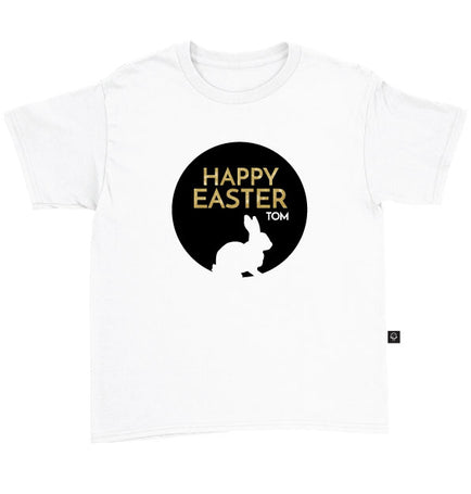 {Name} Happy Easter T-Shirt