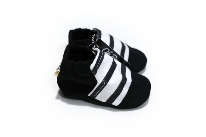 Stripe Soft Sole Shoe