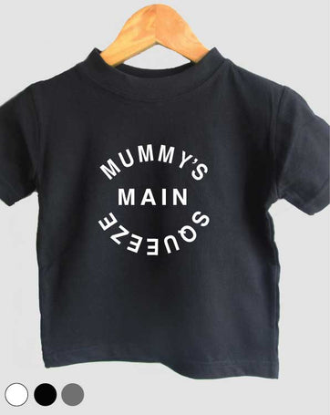 Mummy's Main Squeeze t-shirt