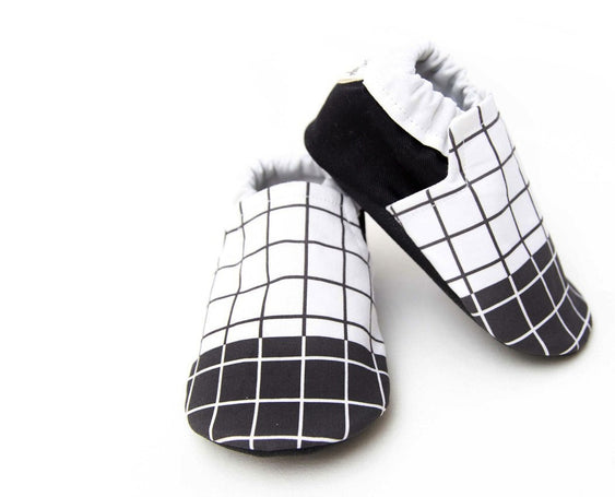Mono Grid Shoes