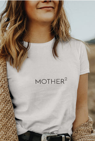 {PRE-ORDER} Personalised Mother To The Power Of Women's Tee