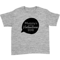Mummy's Little Valentine 2018