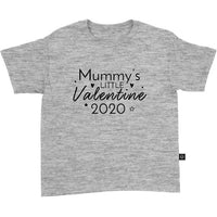 Mummy's Little Valentine 2020 T-Shirt