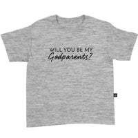 Will you be my Godparents? T-Shirt