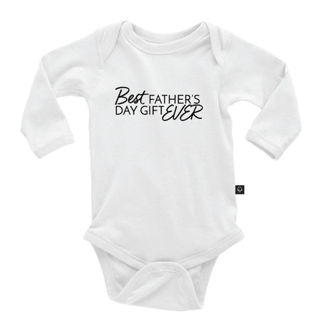 Best Father's Day Gift Ever Onesie