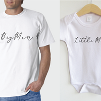 Big Man, Little Man - Clothing Package