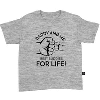 Daddy and Me Best Buddies For Life T-Shirt