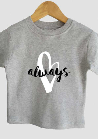 Love always - t-shirt