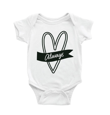 Love Always Onesie