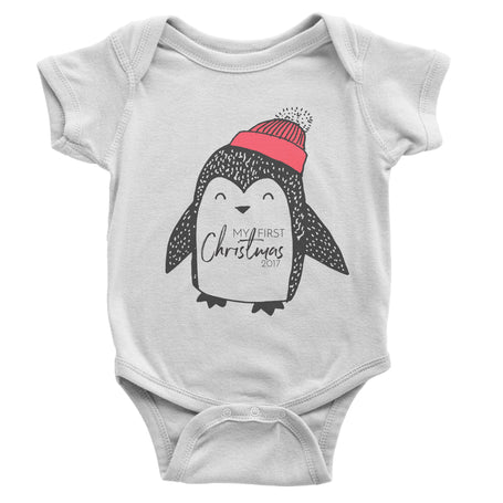 My first Christmas 2017 - Penguin