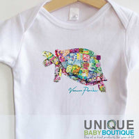 Tortoise - The Finishing Line T-Shirt