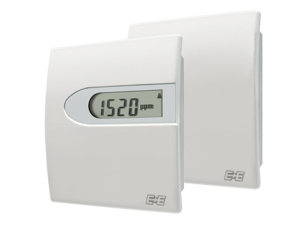 EE800 - Digital CO2 and temperature transmitter