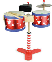 Kids Drum Set By Vilac