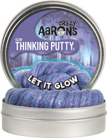 "Glows Thinking Putty Let It Glow  4"" Tin"