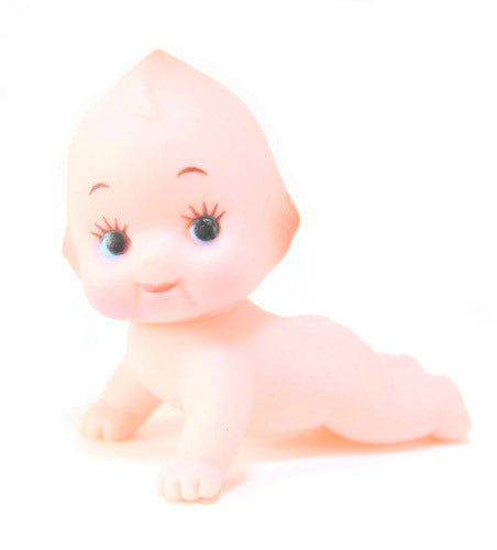 Crawling Mini Kewpie Doll