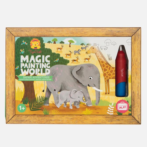 Magic Painting World  Safari Adventures