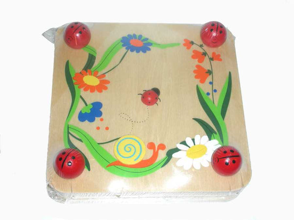 Ladybird Flower Press