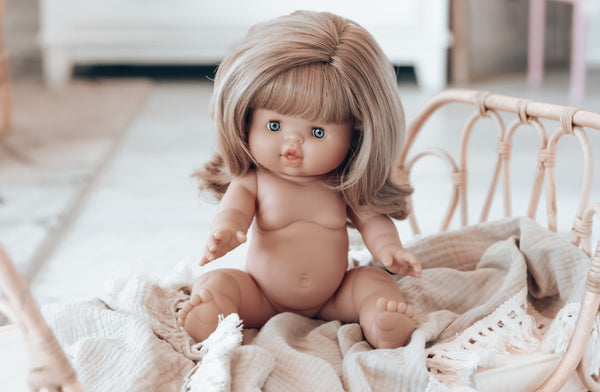 PAOLA REINA GORDIS - BLOND DOLL WITH LONG HAIR- 34 CM PENELOPE - 2020