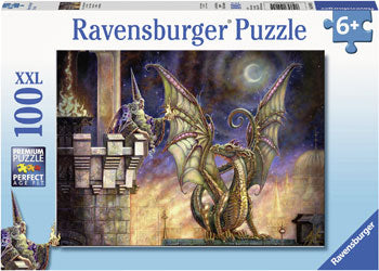 Ravensburger Gift of Fire Puzzle 100 pieces