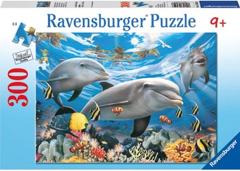Ravensburger Caribbean Smile Puzzle 300 pieces