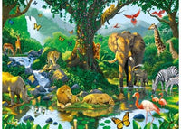 Ravensburger Harmony in the Jungle Puzzle 500 pieces