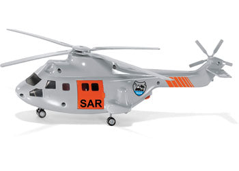 Transporter Helicopter - 1:50 Scale