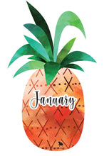 Load image into Gallery viewer, PINEAPPLE BIRTHDAY DISPLAY