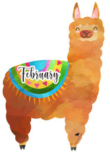 Load image into Gallery viewer, LLAMA BIRTHDAY DISPLAY