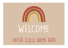 Load image into Gallery viewer, ABORIGINAL STYLE CLASSROOM SIGNS AND LABELS PACK