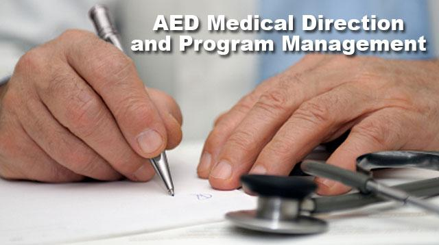 AED MANAGEMENT - 3 Year