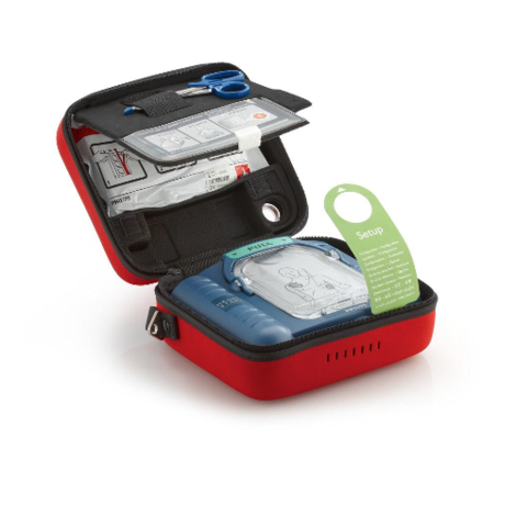 Philips HeartStart OnSite AED with Ready-Pack M5066A_R01