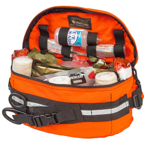 NORTH AMERICAN RESCUE RANGE TRAUMA KIT - 80-0299