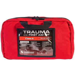 NORTH AMERICAN RESCUE TRAUMA AND FIRST AID KITS - CLASS A