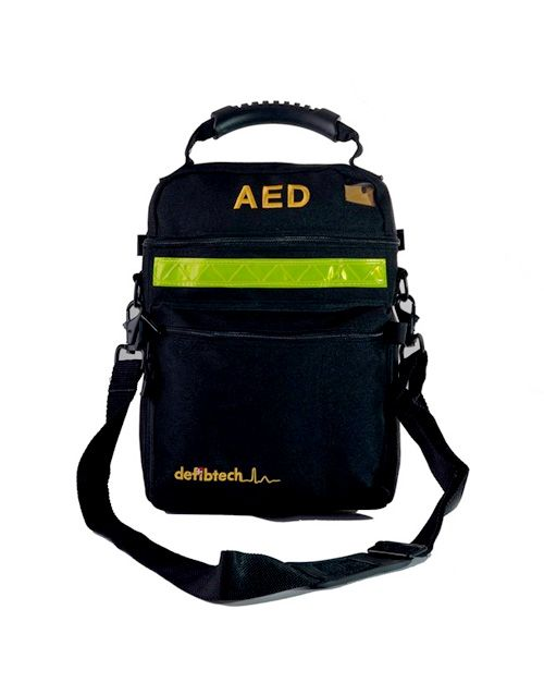 DEFIBTECH LIFELINE AED SOFT CARRYING CASE  DAC-100