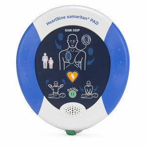 HeartSine Samaritan 350P AED Package