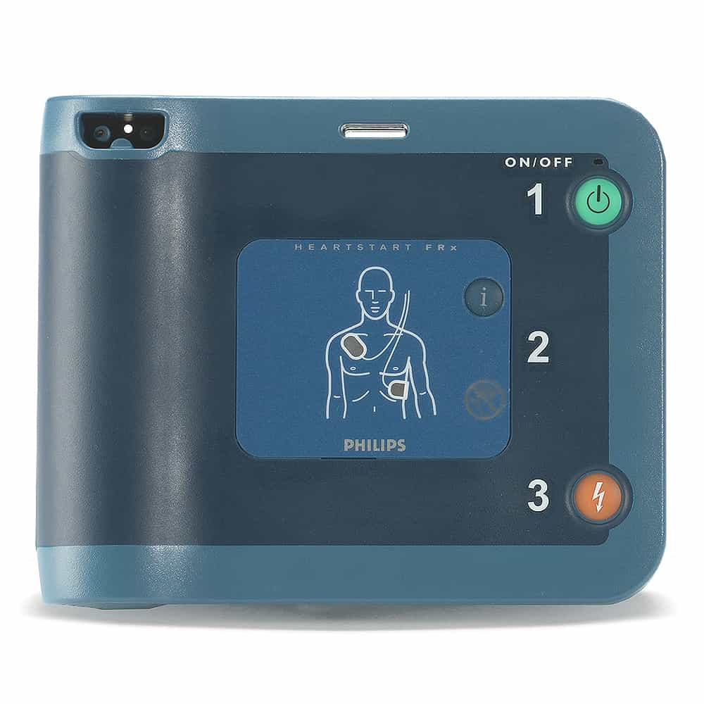 Philips HeartStart FRx AED Package