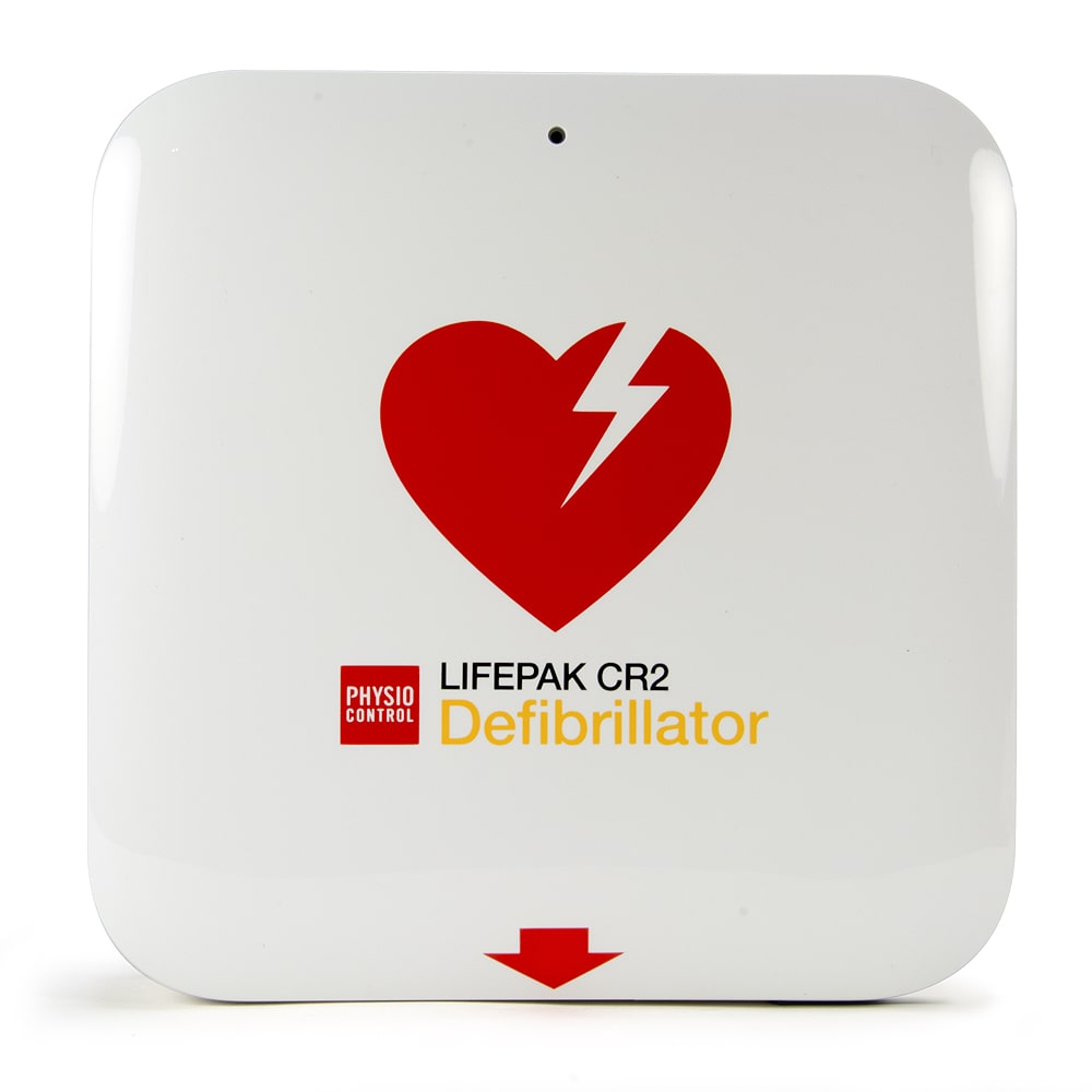 Physio-Control LIFEPAK® CR2 AED Package