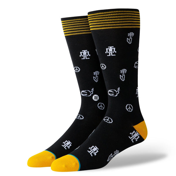 Printed socks for men
