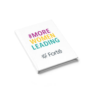 #MoreWomenLeading Journal