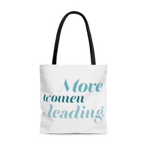 More Women Leading Tote