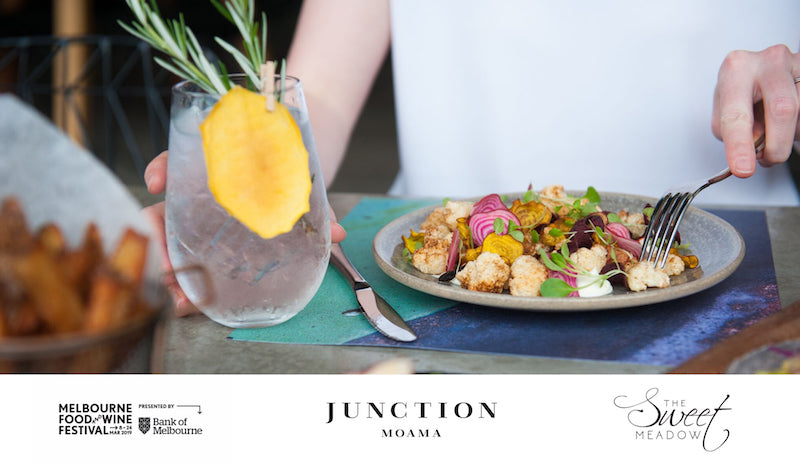 Down by the Meadow - A Vegan Dinner with Junction Moama