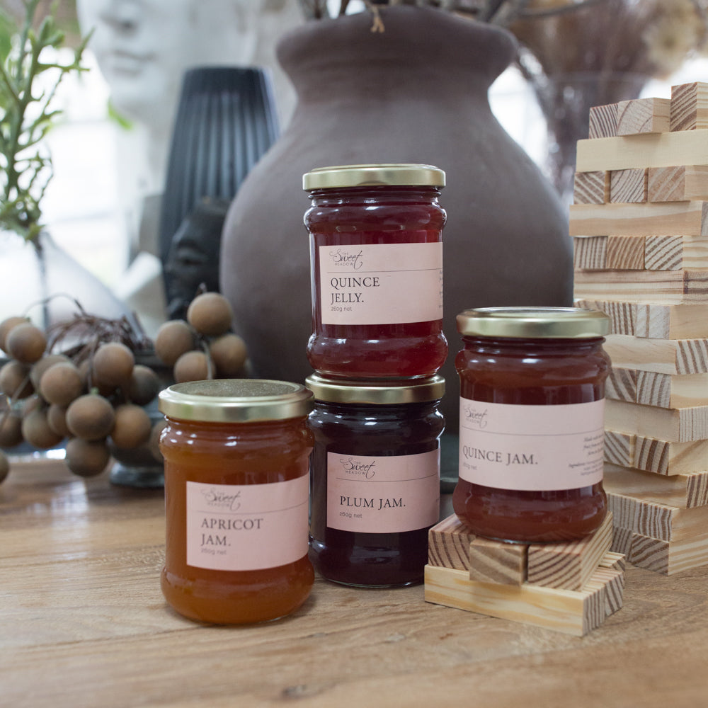 THE SWEET MEADOW - Quince Jelly