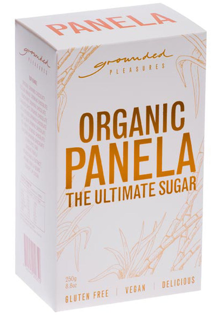 GROUNDED PLEASURES - Organic Panela
