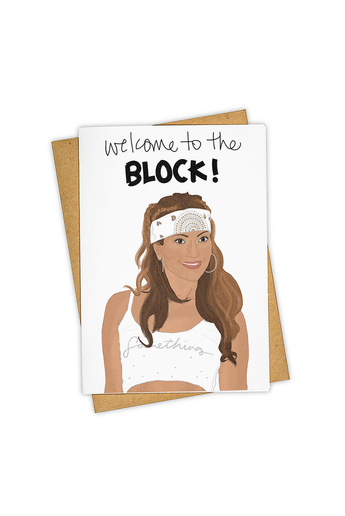 TAY HAM - WELCOME TO THE BLOCK single card