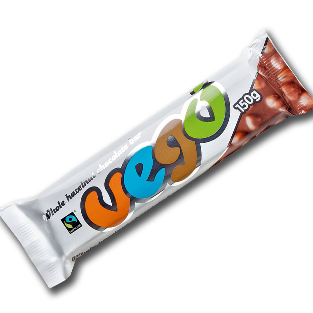 VEGO - Hazelnut Chocolate Bar