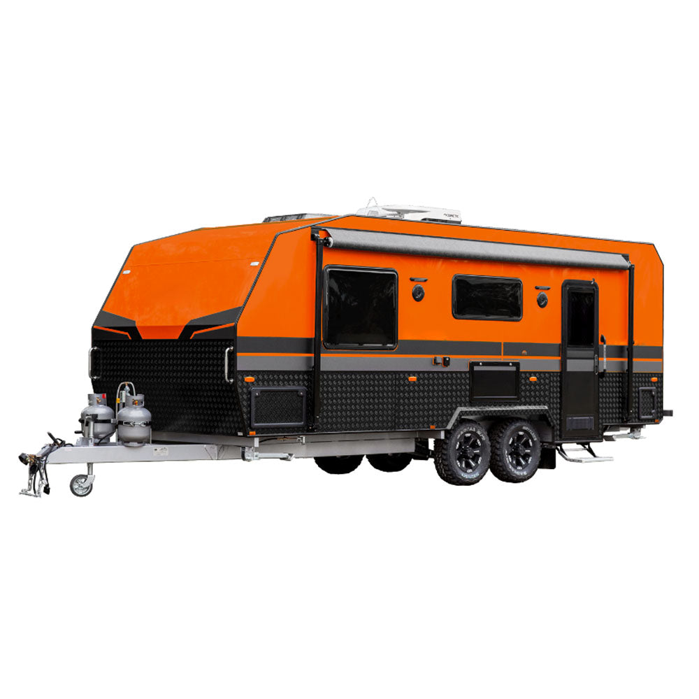 mini travel towable camper trailer