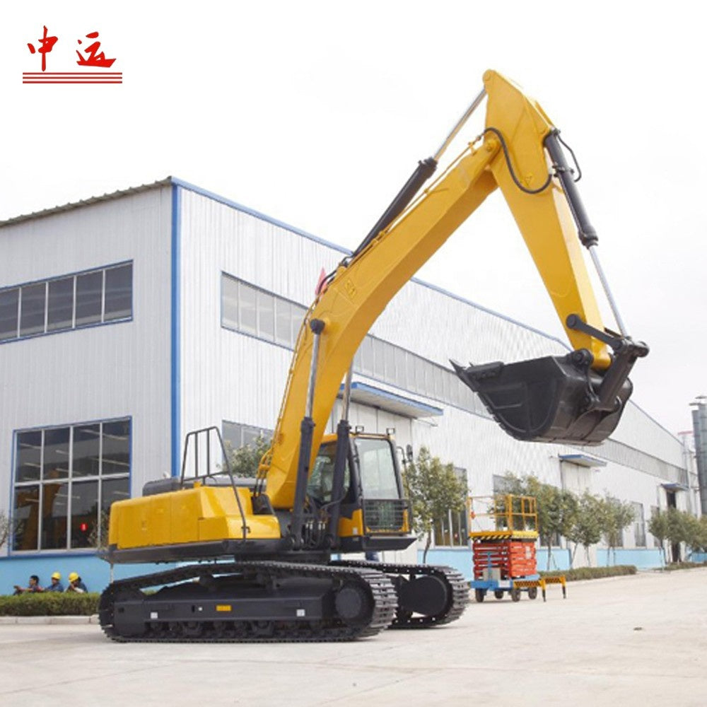 Construction Machine Heavy Equipment Wheeled Excavator For Sale Hydraulic Crawler Excavator