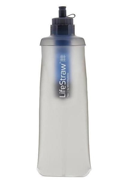 LifeStraw Flex with Collapsible Squeeze Bottle