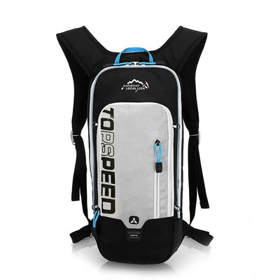 Outdoor Running Cycling Backpack With 2L Bladder