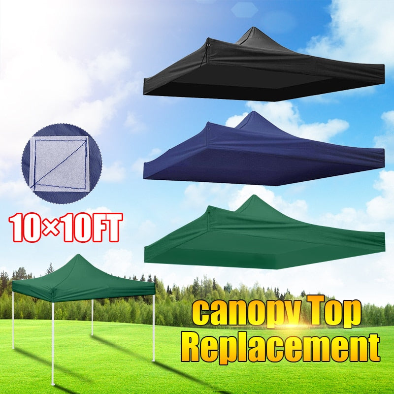 3x3m Oxford Gazebo Tents Canopy Top Waterproof Garden Tent Gazebo Canopy Outdoor Market Tent Shade Party Pawilon Ogrodowy